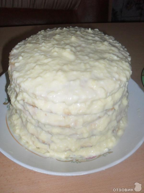 Торт пальчики оближешь рецепт с фото