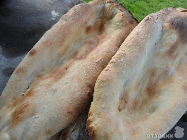 Рецепт приготовления Грузинский лаваш фото