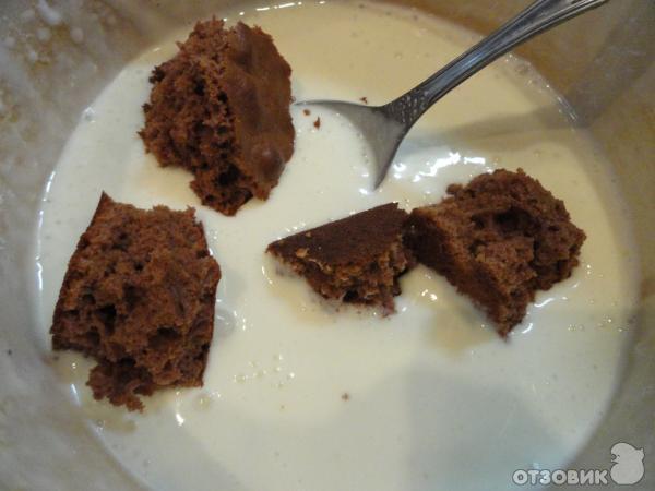 Рецепт торт Ивашка - кудряшка фото
