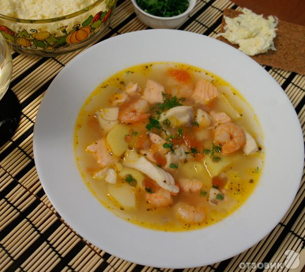 как готовить чего и буябез Из суп