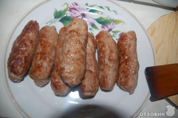 Рецепт домашних колбасок в натуральной оболочке