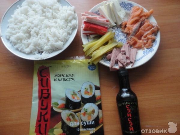 Соус для суши в домашних условияхы