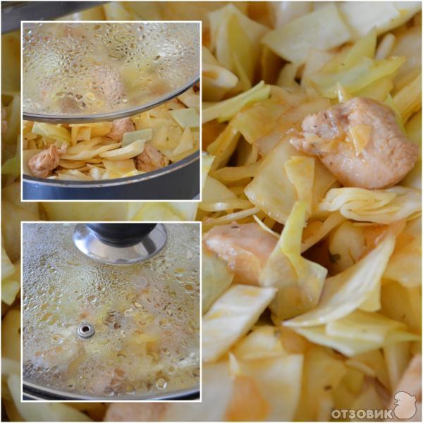 Рецепты из тушеной куриной грудкой