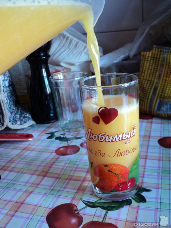 рецепт свежевыжатых соков фото