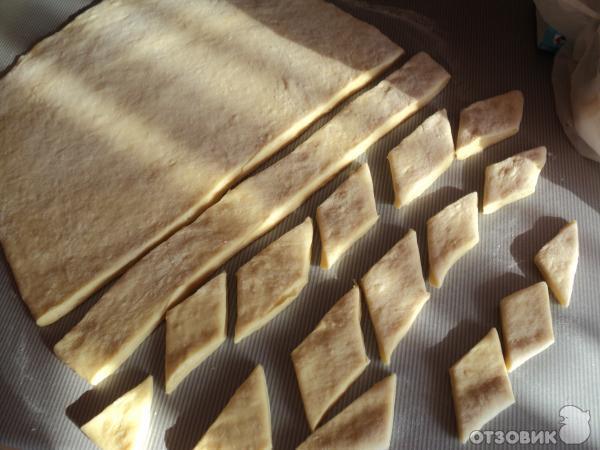 Рецепт: Хворост на кефире с фото от Простоквашино
