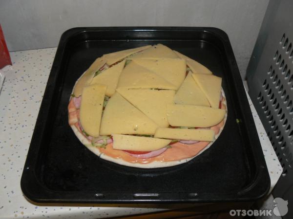 Пицца  72 рецепта с фото Как приготовить пиццу в