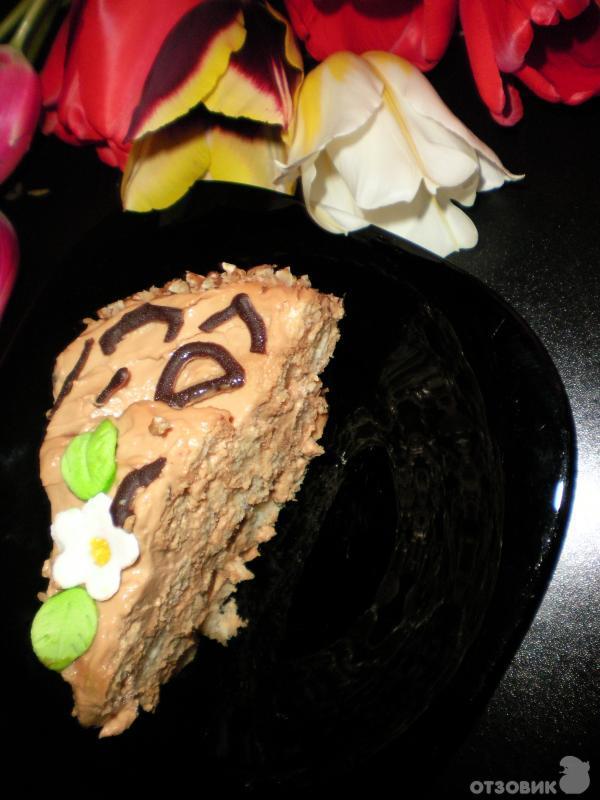 Рецепт торта Дамские пальчики фото