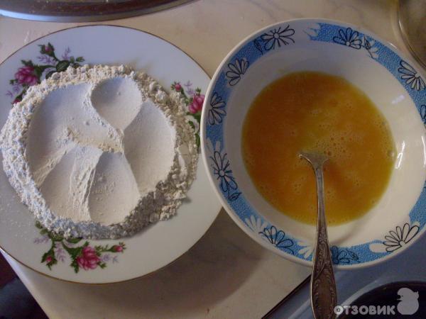 Рецепт Жареная горбуша фото