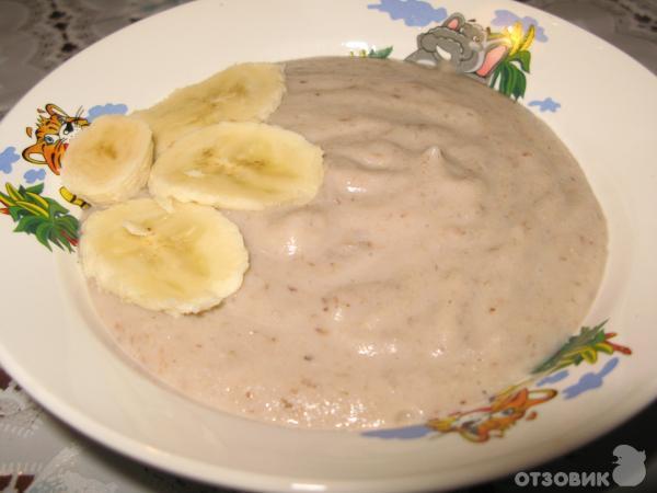 Банановое пюре рецепт