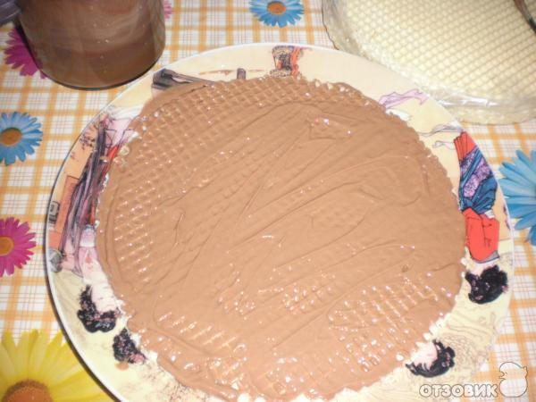 Торт со сгущенкой из готовых коржей рецепт с пошагово