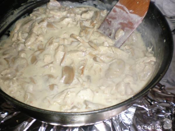 Рис в сметане рецепт