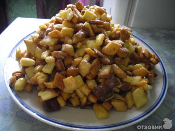 Медовая горка рецепт с фото готовим дома