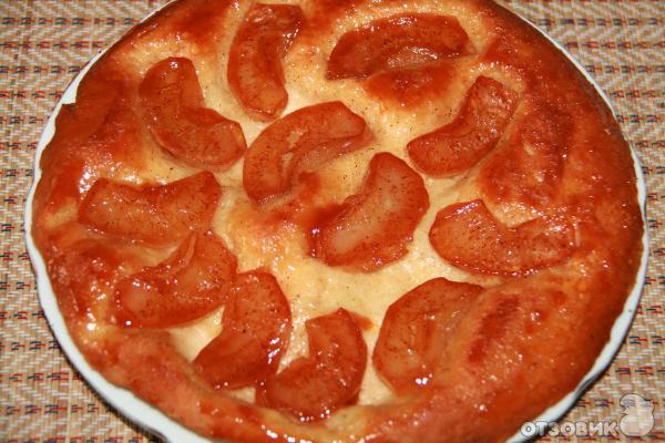 Пирожки с яблоками с пошаговый
