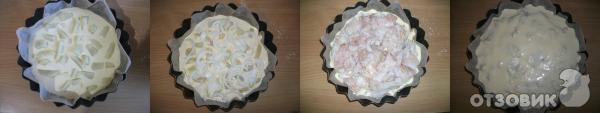 Рецепт Пирог с рыбой фото