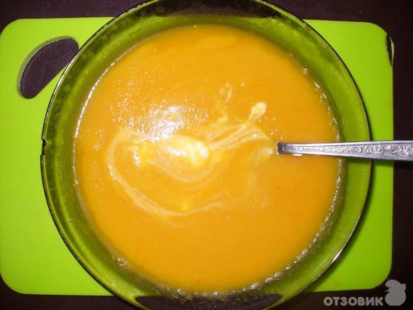 Суп пюре из кабачков в мультиварке рецепты с фото