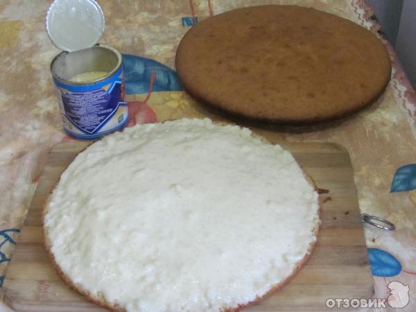 Торт из простокваши рецепт