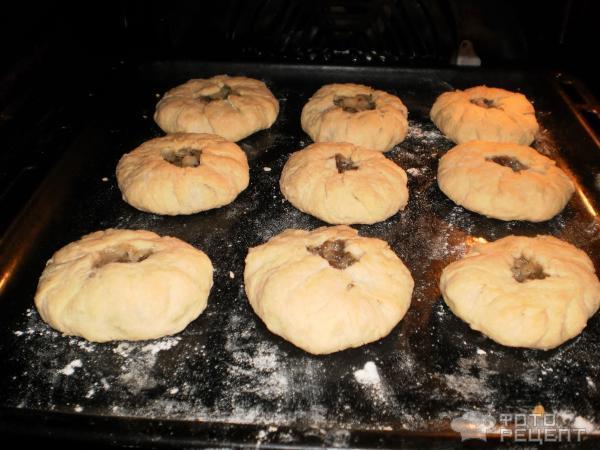 Беляши рецепт с фото пошагово в духовке