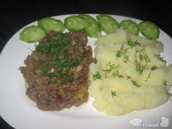 Тушёные баклажаны с мясом рецепт