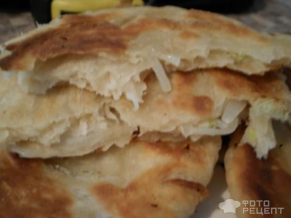 Узбекская лепешка в духовке рецепт с фото