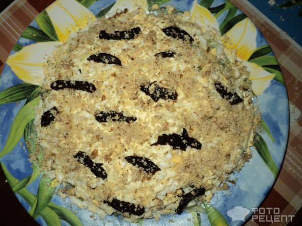 салат березовая роща пошаговый рецепт с фото