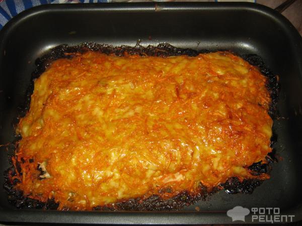 Рецепт сочная горбуша запеченная в духовке