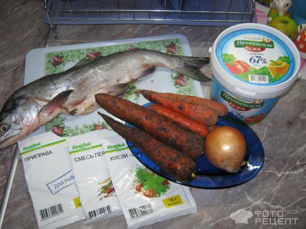 Филе горбуши в аэрогриле рецепты с фото