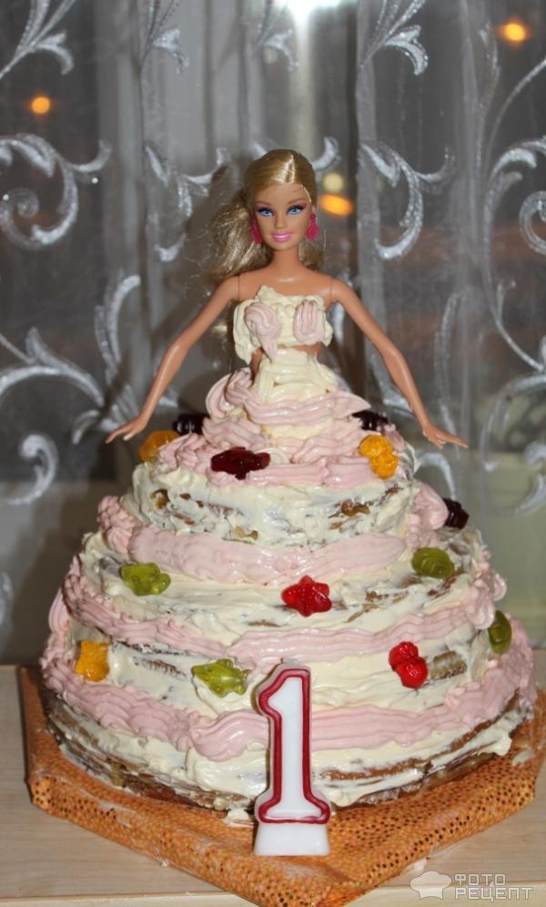 Торт для девочек рецепт 5