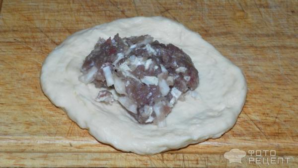 Рецепт Корейские пирожки Пигоди фото