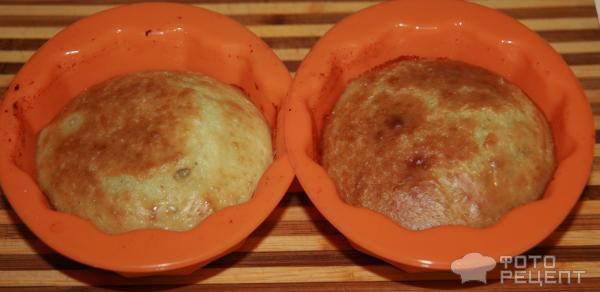 Рецепт Мясной кекс фото
