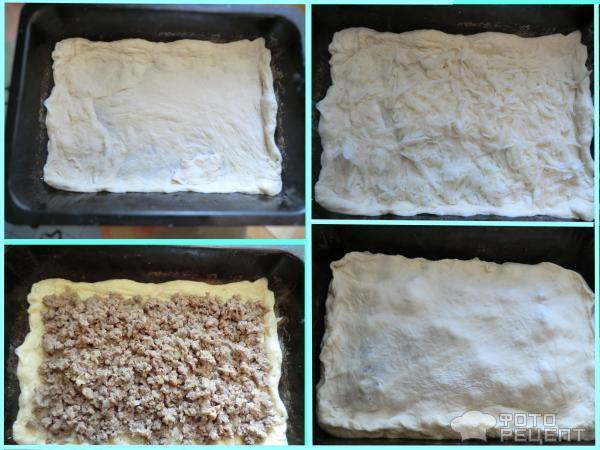Рецепт Пироги из дрожжевого теста фото