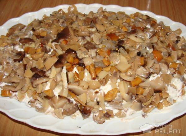 Рецепты с лесными грибами с фото