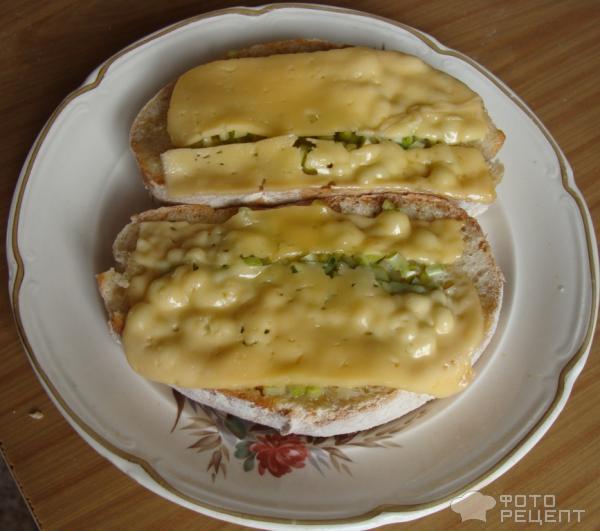 Рецепт Бутерброды Весенние фото