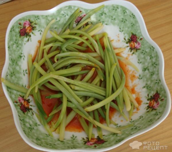 Рецепт Весенний ужин фото