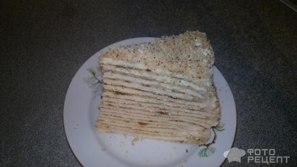 Торт минутка рецепт на сковороде