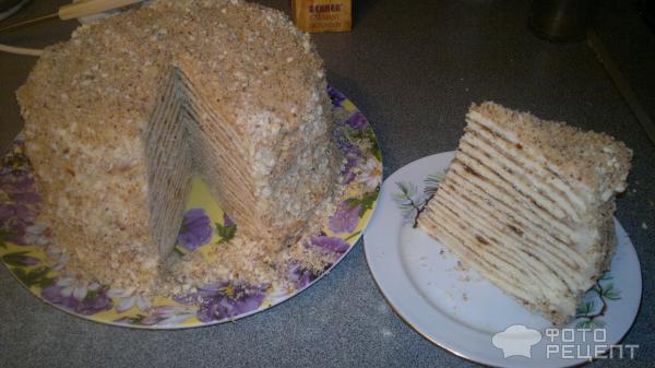 Рецепт торта минутка на сковороде с пошагово