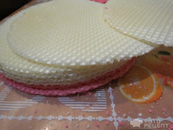 вафли для торта рецепт