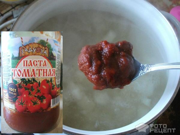 Польский томатный суп рецепт