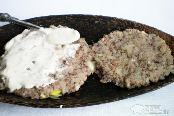 Рецепт салата Цветущая мимоза фото