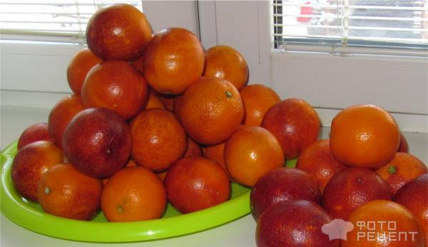 апельсины