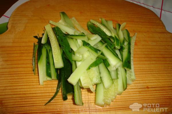 Рецепт салата радуга с с чипсами
