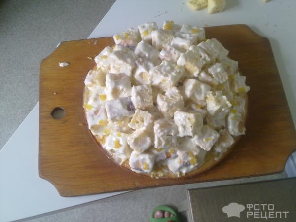 Рецепт торта Кудрявый парень фото