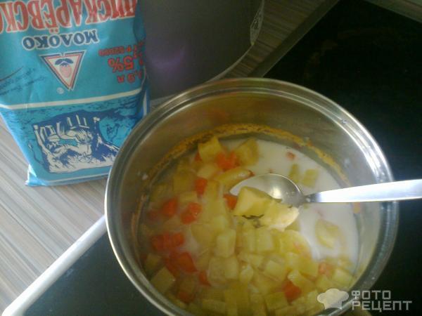 Рецепт супа для ребенка до года с фото