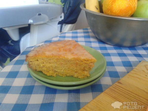 Морковный торт со сметаной лучший рецепт