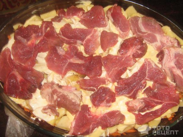 Овощи духовке слоями рецепты с фото