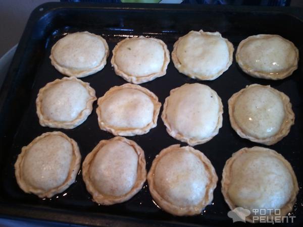 рецепт пирожки бомбочки с фото