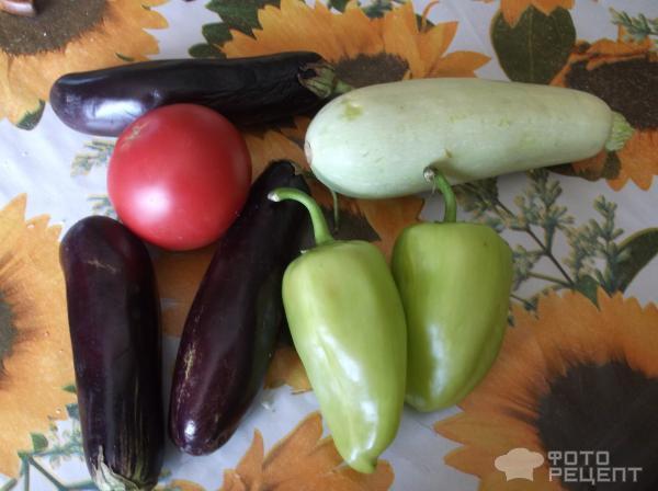 Что приготовить из перцев и баклажанов