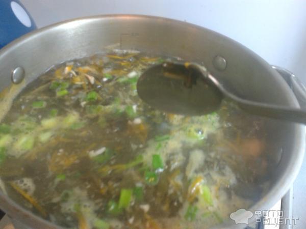 Рецепт Суп из щавеля фото