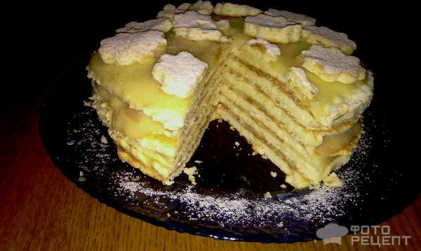 Торт на сгущенке на сковороде рецепт с пошагово в домашних условиях