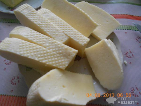 Сыр из картофеля в домашних условиях 558