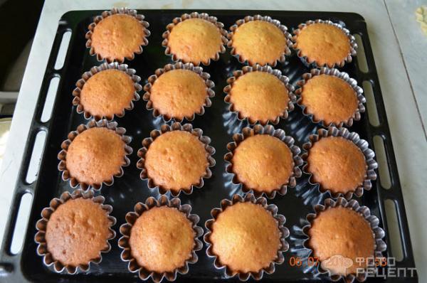 Рецепт маффины с варёной сгущёнкой рецепт с пошагово в